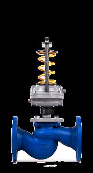 Регулятор КПСР 100 | Dn 65 мм | Pn 1,6 МП21ч10нж